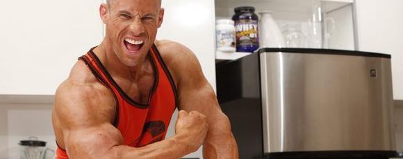 Лучшие добавки для набора мышечной массы