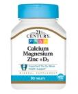 Calcium Magnesium Zinc+D3