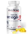Omega-3 + витамин Е
